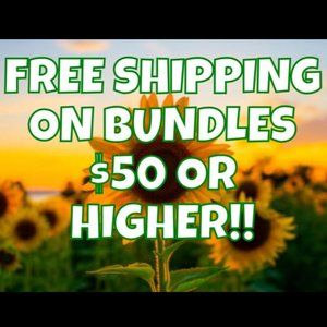 Other - FREE SHIPPING ON $50 OR MORE!!